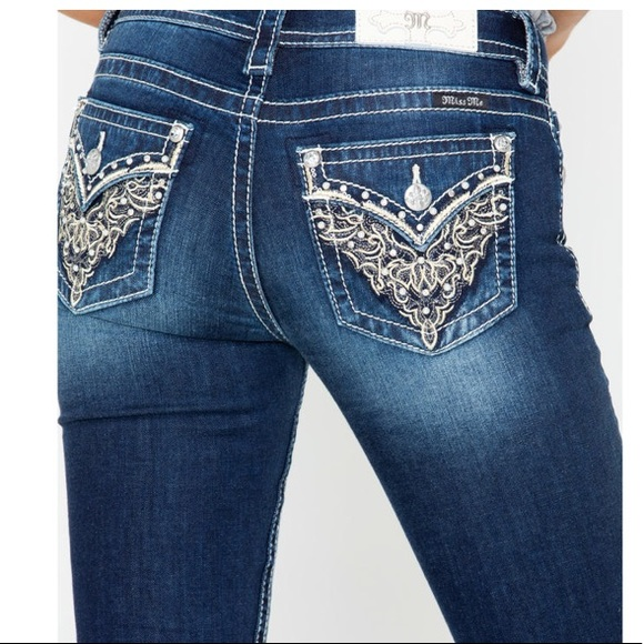 5b32abe52dc04 NEW Miss Me Hailey Skinny Jeans